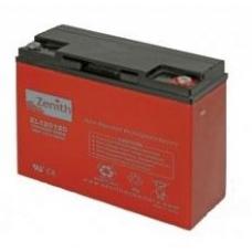 Аккумулятор ZENITH ZL120120 - 16.5/22Ah