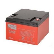 Аккумулятор ZENITH ZL120130 - 21.3/26Ah