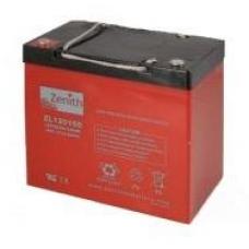 Аккумулятор ZENITH ZL120155 - 45/55Ah